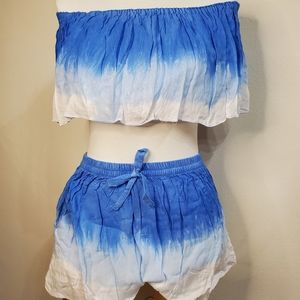 Other - Tie dye summer outfit